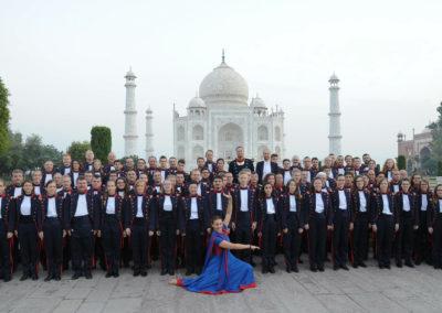 Taj Mahal - La Landwehr - India Tour 2018